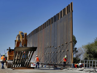 Trump's plan to pay for border wall with Air Force funds risks national security, report says