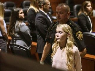 Ohio ex-cheerleader found not guilty of killing newborn daughter she buried in backyard