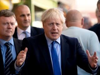 Twitter mocks Boris Johnson after he compares himself to the Hulk