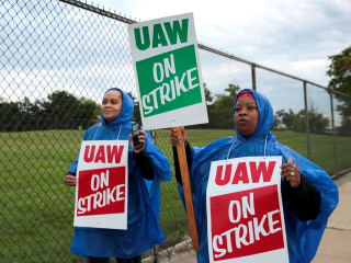 UAW calls strike against General Motors for first time since financial crisis