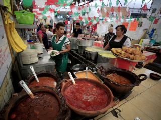 Celebrating Mexico's independence has to include this iconic, spicy dish