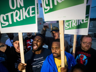 Bad luck if your GM car needs spare parts or a repair, as UAW strike continues into its fifth week