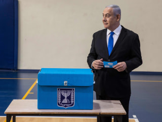 Polls close in Israel's tight election as Netanyahu seeks to hold on to power