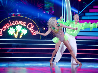 Sean Spicer makes his 'Dancing with the Stars' debut