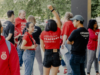 A looming teacher strike in Chicago is about far more than just salaries