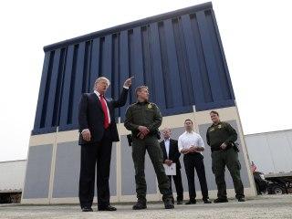 Trump to tour San Diego border wall