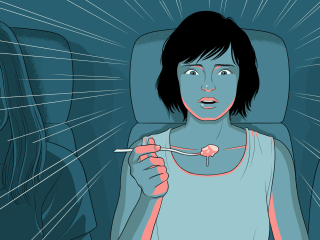 Mile high ugh: What you should know before you eat airplane food