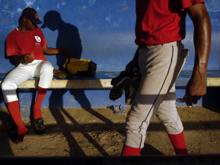 Dominican teens keep baseball hopes alive, but not without risks