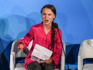 Video of Greta Thunberg's U.N. speech set to death metal music has more than 3 million views