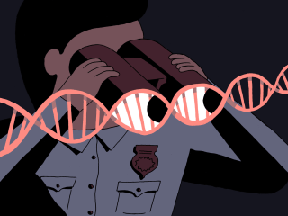 Police were cracking cold cases with a DNA website. Then the fine print changed.