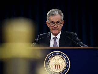 Trump targets 'pathetic' Federal Reserve after worst manufacturing reading in a decade