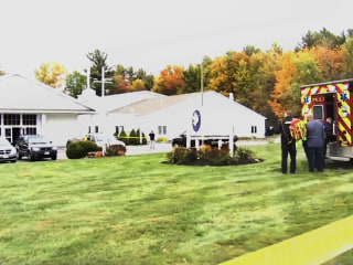 Shooting at New Hampshire wedding may be linked to minister's killing