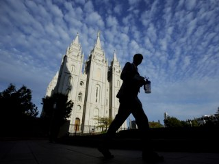 Mormon church speaks out against LGBTQ conversion therapy ban