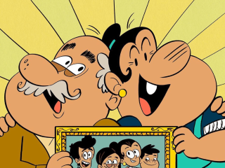Nickelodeon debuts 'The Casagrandes,' about a multigenerational Latino family