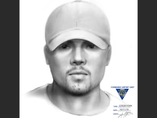 Authorities release sketch of 'possible witness' in case of missing 5-year-old
