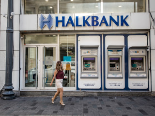 U.S. charges state-owned Turkish bank in multibillion-dollar sanctions-busting scheme