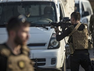 As Syrian conflict escalates, Kurds guarding one ISIS jail threaten to leave