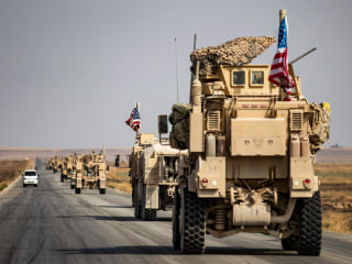 U.S. troops leaving Syria for western Iraq, Defense Secretary Esper says