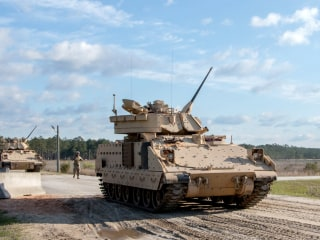 3 soldiers killed when tank rolls into water during Georgia training accident