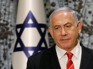 Netanyahu says he can't form a government after election deadlock