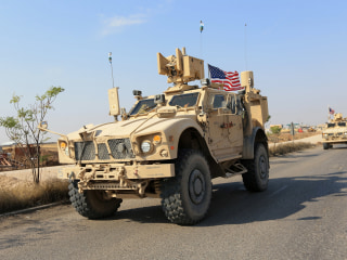 Pentagon is considering leaving some U.S. forces in northeast Syria, Esper says