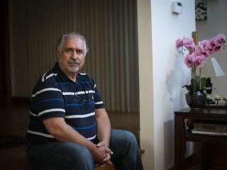 Murat Yasa was beaten by Erdogan's guards. But he's not backing down.