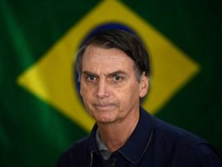 'Homosexual face': Brazil's Bolsonaro lashes out at press