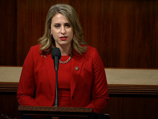 'She Will Rise': Katie Hill discusses high-profile Congressional departure in memoir