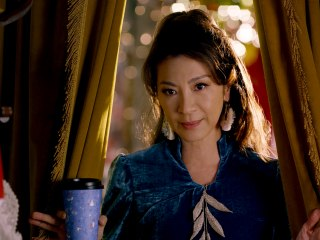 With 'Last Christmas,' Michelle Yeoh adds comedy to a convention-defying career