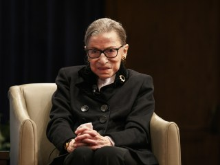 RBG hopes #MeToo non-disclosure agreements 'will not be enforced by the courts'