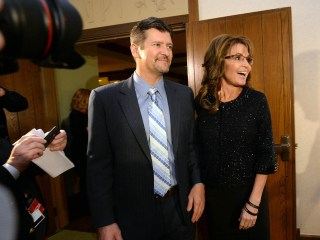 Sarah Palin said she learned of husband's divorce plans in email from attorney