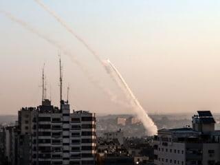 Israel hit by rockets from Gaza after airstrike kills Islamic Jihad leader