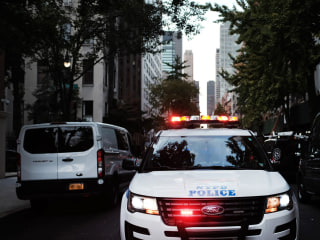 NYPD supervisor made offensive remarks about white officer's black boyfriend, lawsuit claims