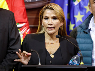 Bolivia's new leader, religious conservative Jeanine Añez Chavez, faces daunting challenges