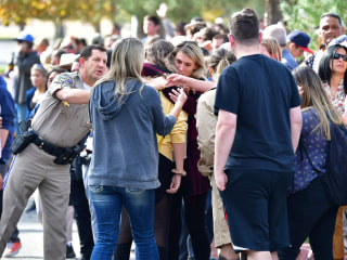 'They'll never be the same': Santa Clarita school shooting shatters a haven