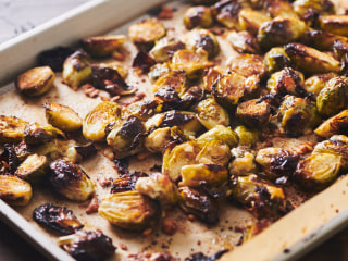 This roasted Brussels sprouts recipe will be your new favorite side dish