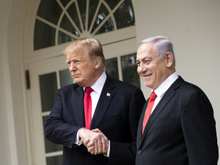 Trump invites Netanyahu to White House, says Middle East peace plan imminent