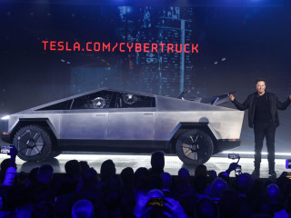Tesla unveils its first electric pickup, the Cybertruck, starting at $39,900