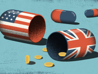 NHS: Specter of U.S. interference looms over health care debate in U.K.