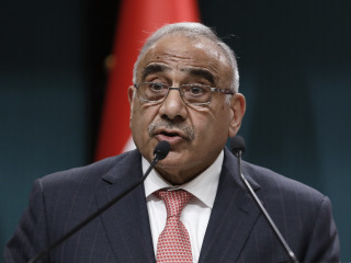 Iraqi Prime Minister Adel Abdul-Mahdi says will resign amid deadly protests