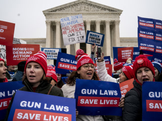 Supreme Court appears unlikely to hand victory to gun rights backers in 2nd Amendment case