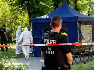 Germany expels 2 Russian diplomats after linking Moscow to murder