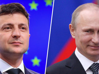 Will Ukraine's Zelenskiy and Russia's Putin give peace a chance?
