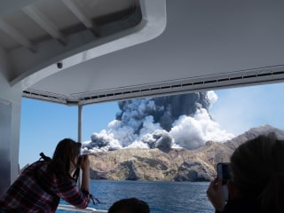 New Zealand volcano eruption kills 5 people; Americans among the missing