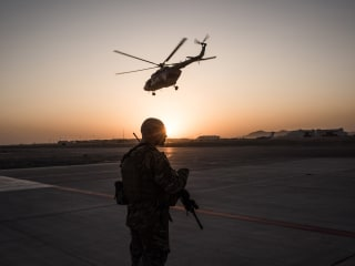 U.S.-Taliban talks resume, raising prospect of an end to the war in Afghanistan