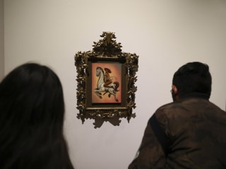In Mexico, controversy over effeminate Emiliano Zapata painting