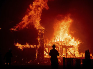 California readies for 'realistic' nightmare — raging wildfires during a pandemic