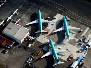 Boeing to suspend production of 737 Max plane in January