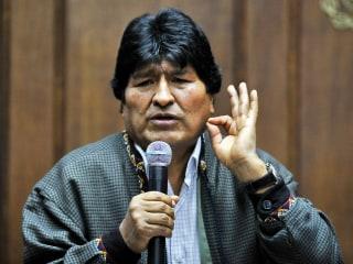 Bolivian prosecutors order arrest of ousted president Evo Morales