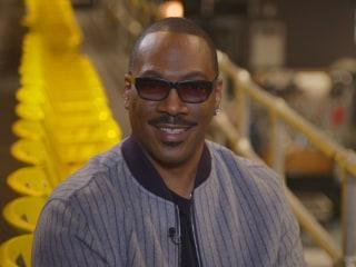 Eddie Murphy discusses return to 'Saturday Night Live'
